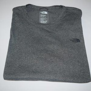 The North Face Athletic Fitness Tee Shirt Top XL